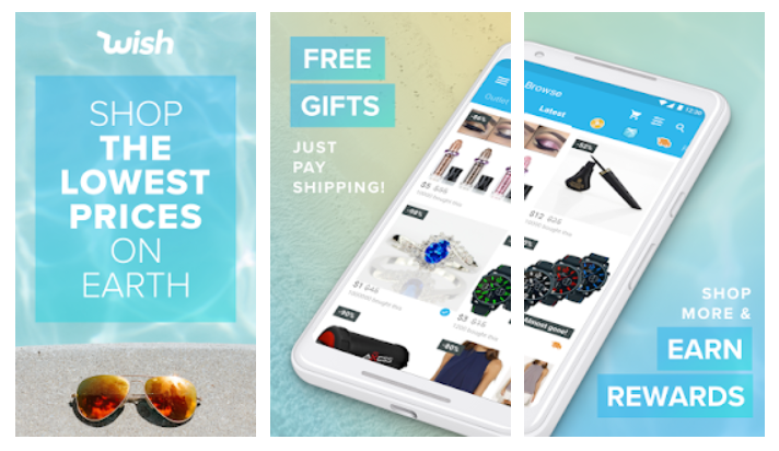 Wish - Shopping & Free Gifts For PC