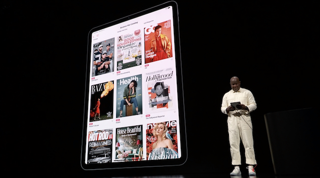 Apple News +, Which Integrates more than 300 Journals is now Official