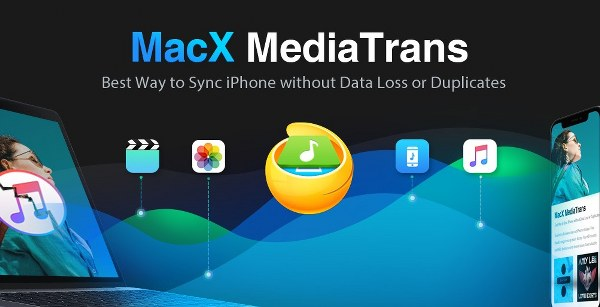 How to make a backup in iTunes with MacX MediaTrans
