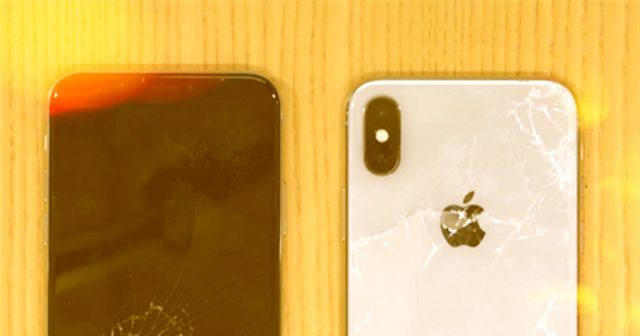 What to do with a broken iPhone or iPad?