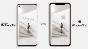 Samsung Galaxy S10 vs iPhone XS