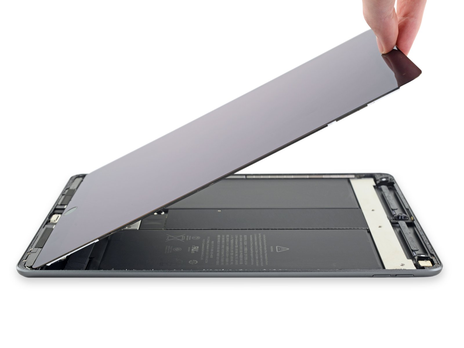 New iPad Air is almost equal to the late iPad Pro of 10.5 inches