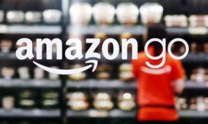 Amazon checkout-free stores