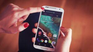 Moto G 2015 Recovery Mode