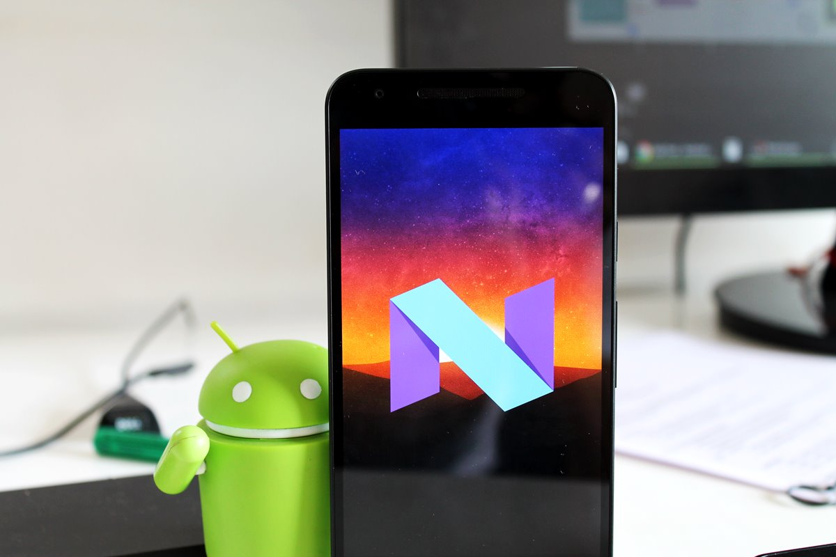 Android Nougat Gapps