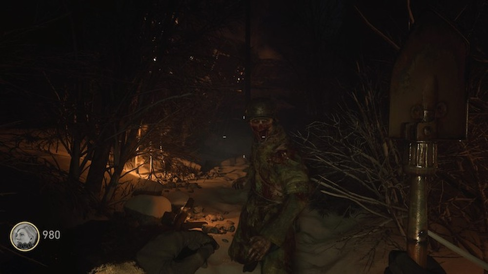 Call of Duty: WWII has zombie mode that can be re-released in mobile version - Photo: Reproduction / Victor Teixeira