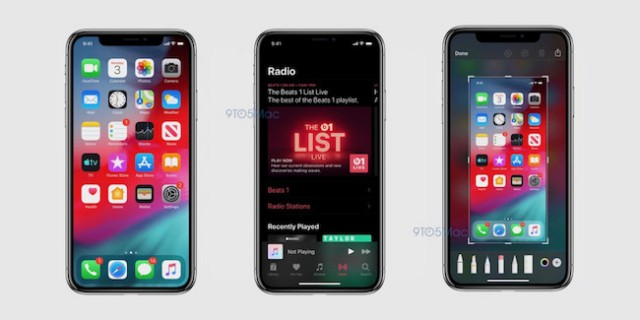 Dark mode in iOS 13 with attractive changes