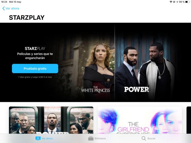 StarzPlay Apple
