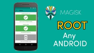 Systemless root with Magisk