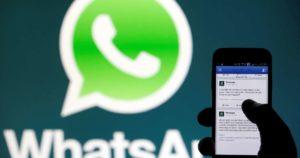WhatsApp flaw