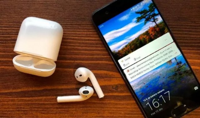 Pair your AirPods with an Android Device in a Few Seconds