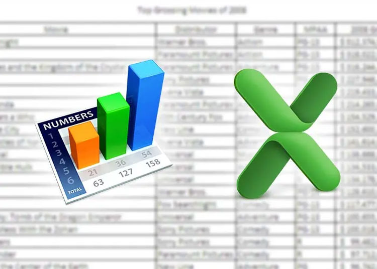 How to convert Numbers files to Excel on Mac