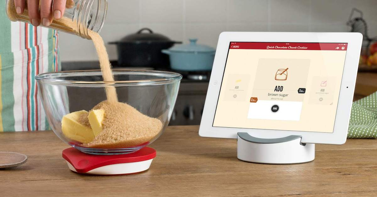 iPad Cookbook