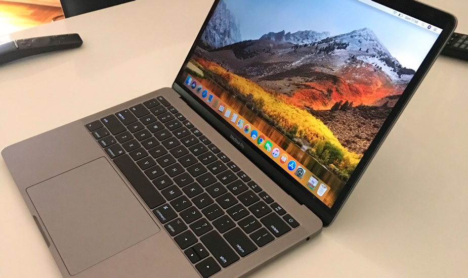Apple changes free batteries of some 13-inch MacBook Pro without Touch Bar manufactured between 2016 and 2017