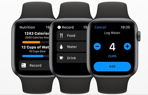 New WatchOS 6 Concept Shows Activity Rings and other Functionalities