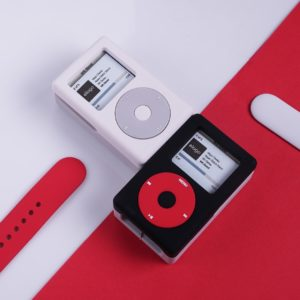 New Stand for Apple Watch is Inspired by iPod Classic