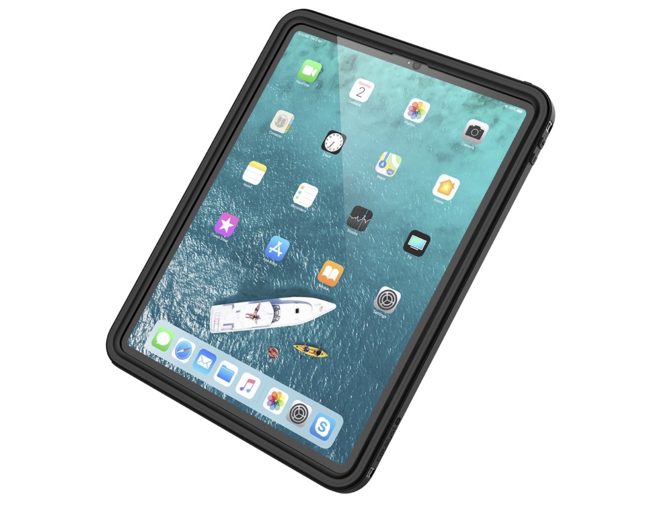 Catalyst launches Waterproof Cases for New iPads Pro