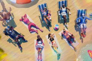 Fortnite introduces the 14 Days of Summer Event with New Weapons and Modes