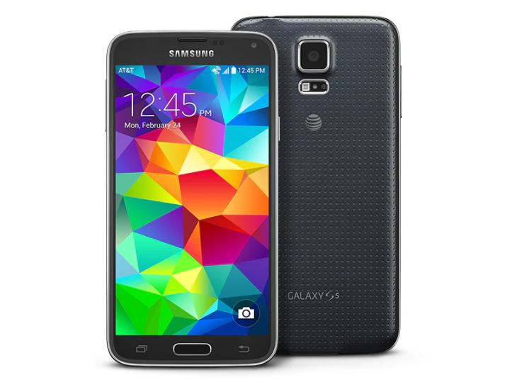 AT&T Galaxy S5