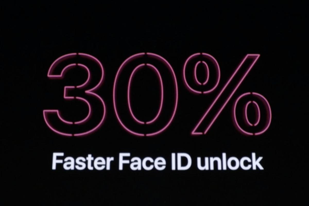 Faster face unlock