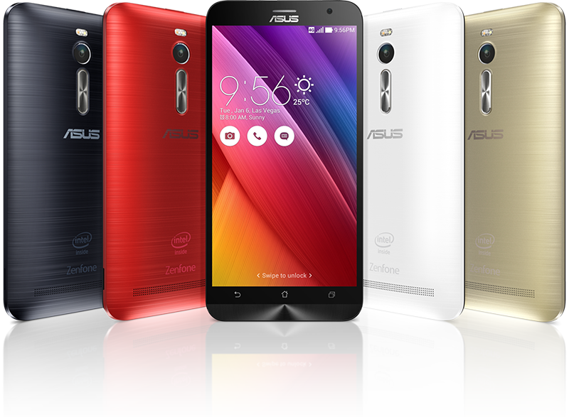 Install TWRP Recovery on Zenfone 2