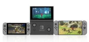 New Nintendo Switch models