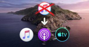 No More iTunes