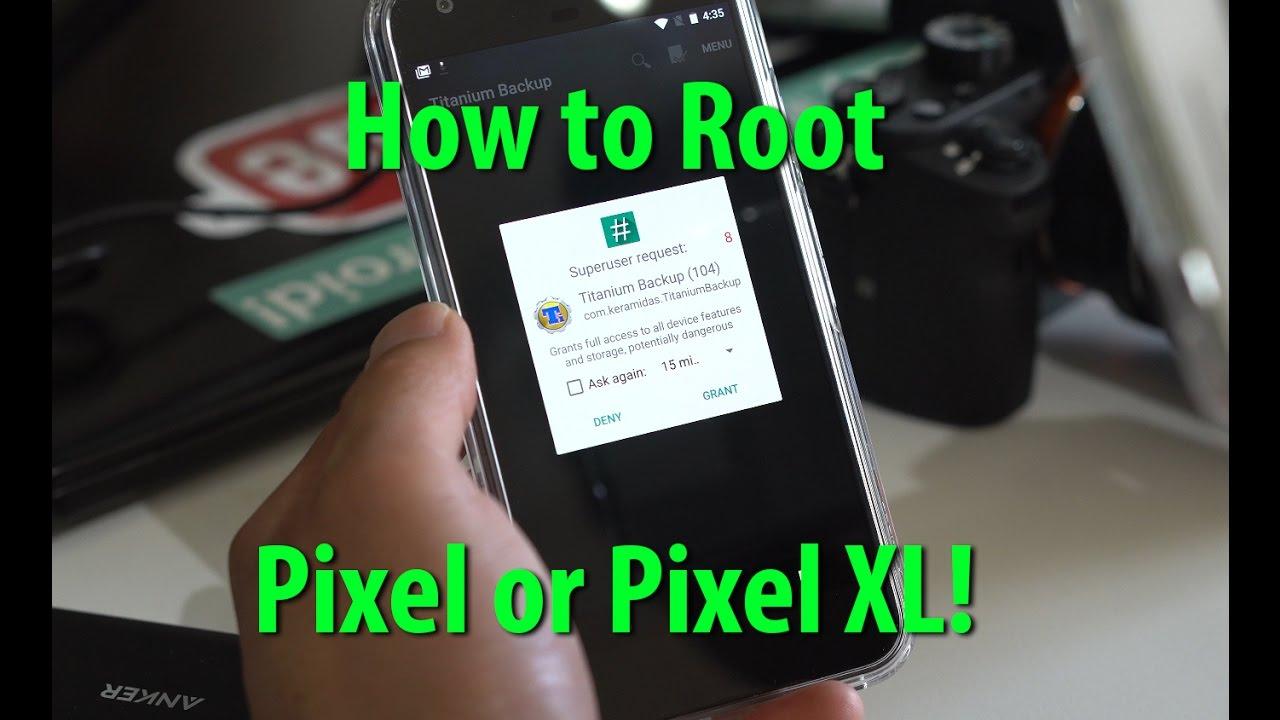 Root Pixel