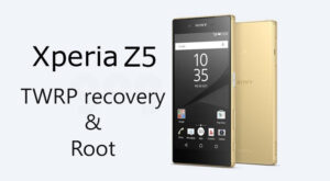 Root Xperia Z5