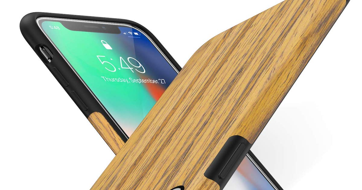 Syncwire Wood Case