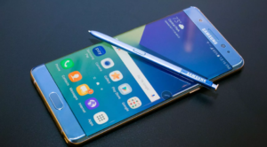 TWRP recovery on Galaxy Note 7