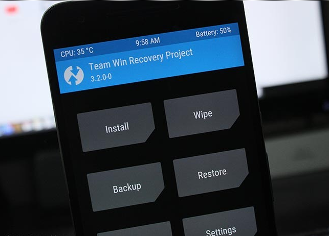 TeamWin recovery TWRP