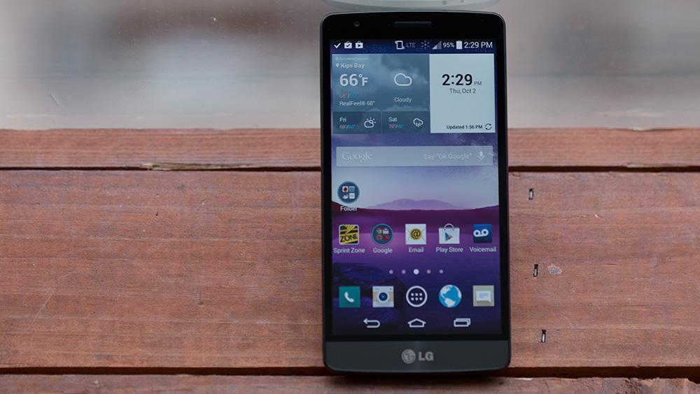 Update LG G3