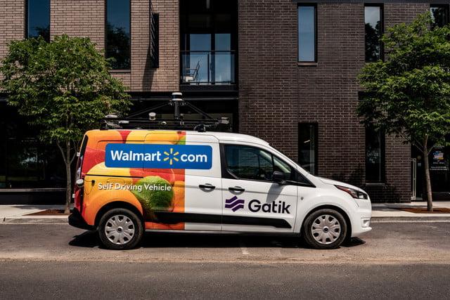 Walmart Van