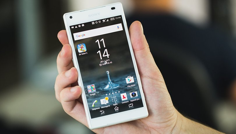 Root Xperia Z5 Compact
