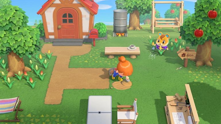 Animal Crossing New Horizons will have Self-Preservation