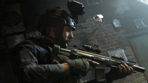 Call of Duty Modern Warfare is about to show its first gameplay