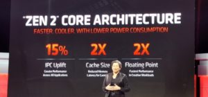 AMD compared its Ryzen 3000 with Intel on Equal Terms