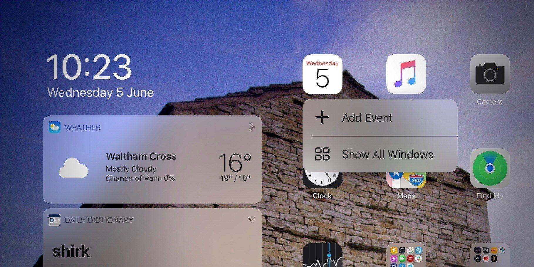 iOS 3D Touch
