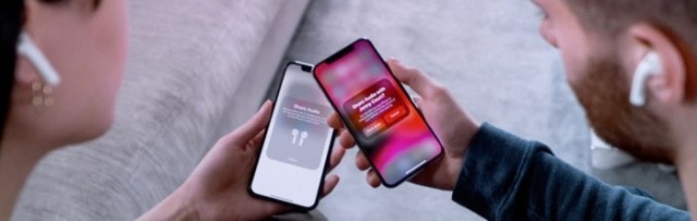iOS 13: How to Share Music to two pairs of AirPods