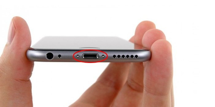 Why does not my iPhone charge the battery? Recharge solution on iPhones