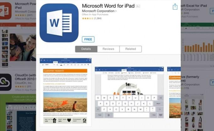 16 keyboard shortcuts in Microsoft Word for iPad