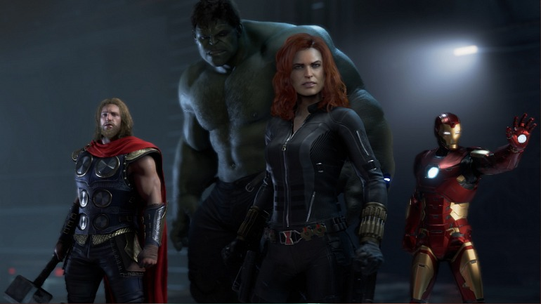 The Marvel Avengers Game Explains how your Co-operative Works