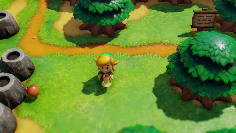 The Remake of Zelda: Link's Awakening is not being Developed by Nintendo