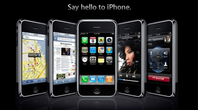 12 years of the sale of the first iPhone. It has rained a lot since then