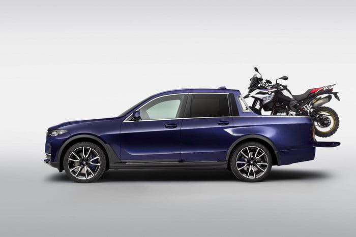 BMW-badged pickup