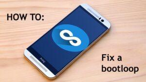 Fix Bootloop