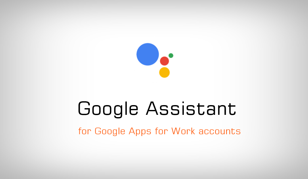 How to Enable Google Assistant for Google Apps