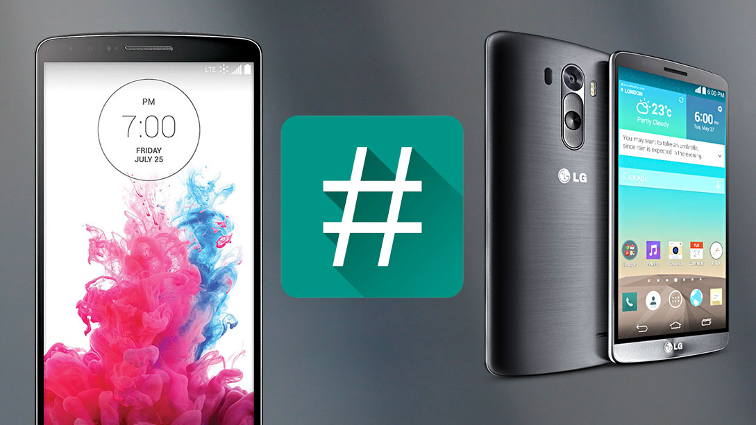 Root LG G3 Marshmallow 30B Firmware - Androiding how