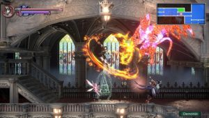 Bloodstained for Nintendo Switch Reaches Great Success in the United Kingdom